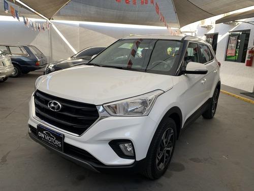 Imagem 1 de 14 de Hyundai Creta 1.6 16v 4p Flex Pulse Automático