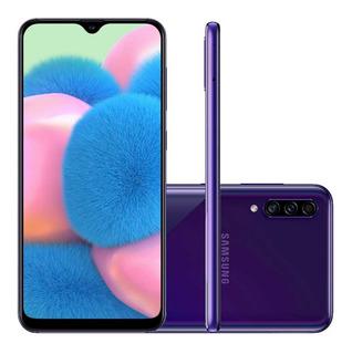 Smartphone Samsung Galaxy A30s 64gb Violeta