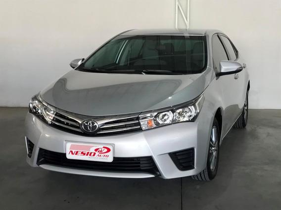 Toyota Corolla 1.8 Gli Cvt 2017
