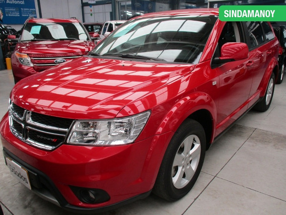 Dodge Journey Se 2.4 4x2 Básica Jdk860