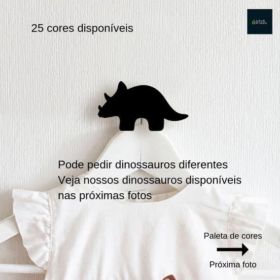 3 Gancho De Parede Cor Cabideiro Infantil Kit