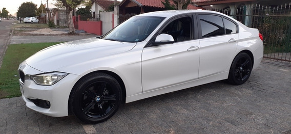 Bmw Serie 3 2.0 Sport Active Flex Aut. 4p 184 Hp 2014