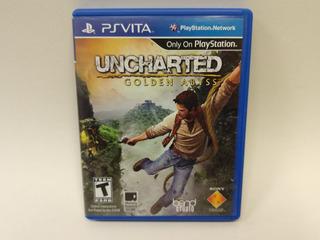 Uncharted Golden Abyss Psvita Como Nuevo En The Next Level!