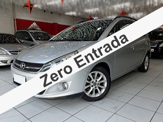 Jac Motors J6 7 Lugares 2.0 Diamond / Zero De Entrada !!!