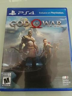 God Of War 4 (ps4) - Seminuevo