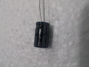 Capacitor Eletrolítico 1000mf/25v 105° C/10peças
