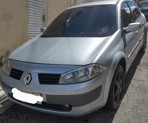 Renault Megane Dynamique 2.0 Automático 2007