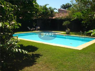 Casa Residencial À Venda, Ogiva, Cabo Frio. - Ca0097