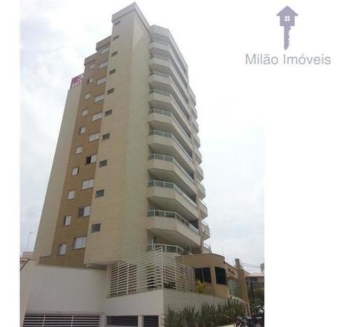 Apartamento Com 3 Dormitórios À Venda, 112 M²- Parque Campolim - Sorocaba/sp - Ap0593