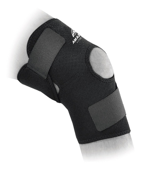Rodillera Neopreno Ajustable Amazing Fitness®