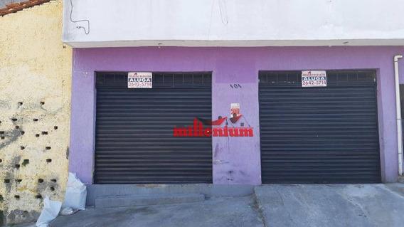 Salão Para Alugar, 48 M² Por R$ 1.000/mês - Penha De França - São Paulo/sp - Sl0014