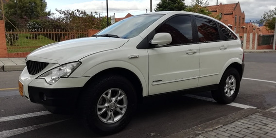 Ssangyong Actyon Turbodisel 2.0 Cc Automatica 4x2 2013