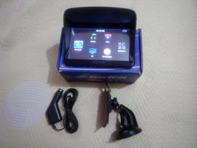 Gps Veicular 7 Polegadas Com Tv - Usado Semi Novo