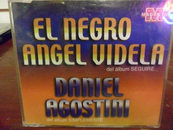 Daniel Agostini Negro Videla Cd Promo Magenta 1999 Eureka