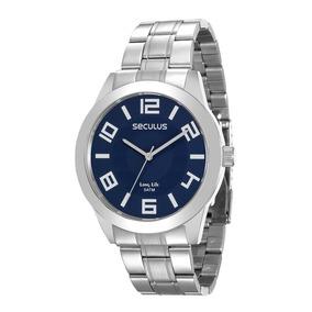 Relógio Masculino Seculus Executivo 28889g0svna1com Nf