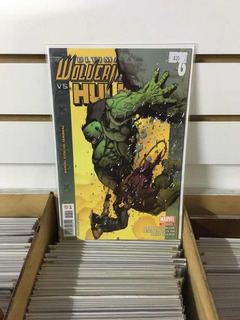 Ultímate Wolverine Vs Hulk #6