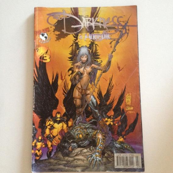 Revista The Darkness & Witchblade N3 Ago1998 C2