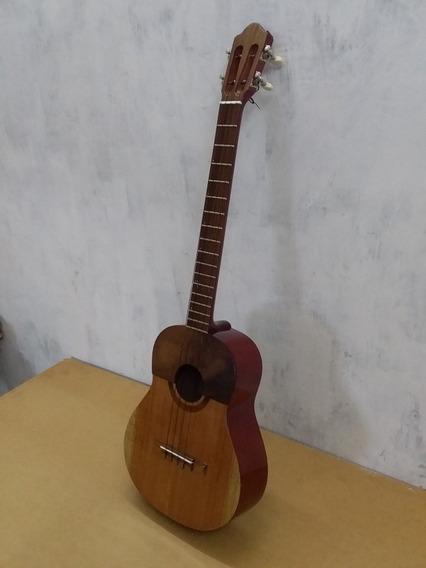 Cuatro Acústico. Mod. 03. Luthier Andrés Rodríguez