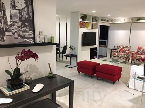 Um Apartamento Adorável, Com Uma Reforma Atual Nos Jardins - Fl1258