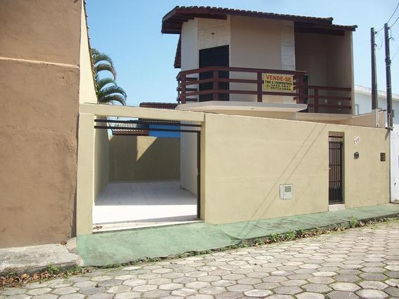 Casa Em Itanhaém , 100m Da Praia, Á 5 Minutos Do Centro .