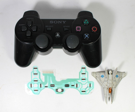 Membrana Nova Reparo Controle Playstation 3 Pelicula Ps3 - Carta Registrada