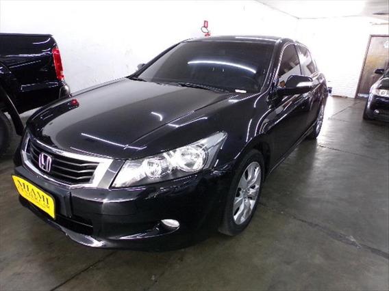 Honda Accord 3.5 Ex V6 Gasolina 4p Automatico
