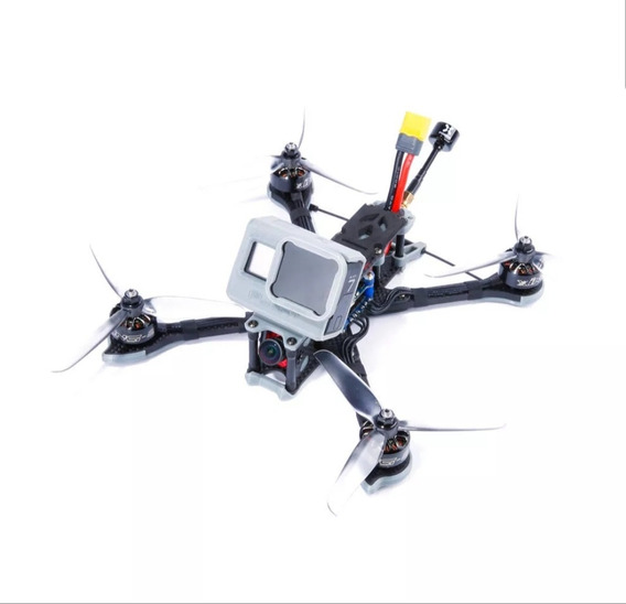 Drone Racer Iflight Nazgul5 227mm 4s Zangão Corrida Fpv