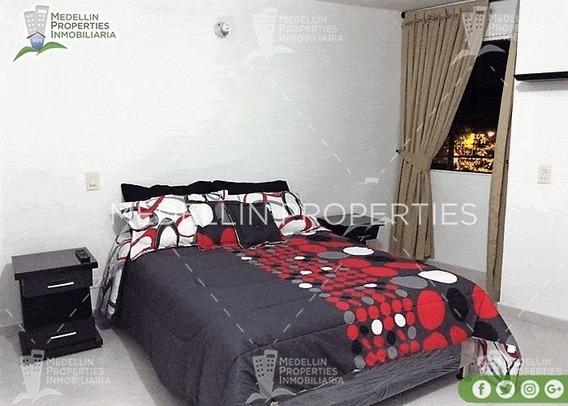 Arrendamientos De Apartamentos En Medellín Cód: 4668