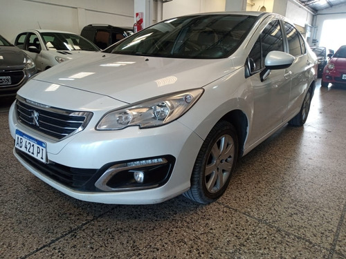 Peugeot 408 Allure Nav 1.6 80.000kms  ¡¡¡¡impecable!!!!