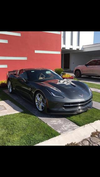 Hermoso Corvette 2017