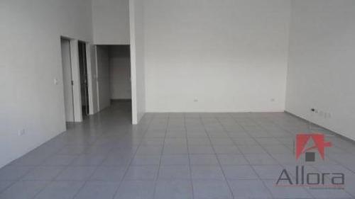 ***linda Sala Comercial Na Lucas Nogueira***, 110 M² Por R$ 4.000/mês - Al Lucas Nogueira - Atibaia/sp - Sa0206