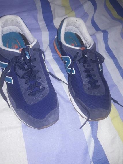 Zapatillas New Balance Azules