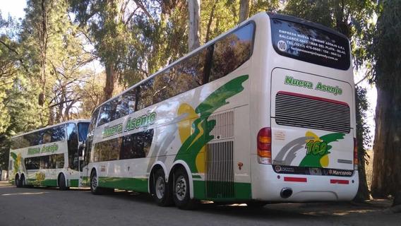 Omnibus Marcopolo Scania K420