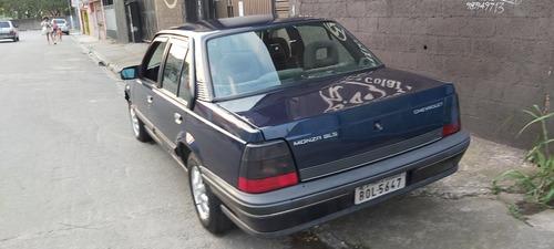 Chevrolet Monza Gls Álcool