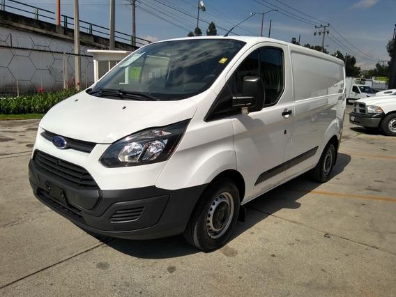 Ford Transit 2.2 Van Corta Techo Bajo Aa Custom Mt 2015