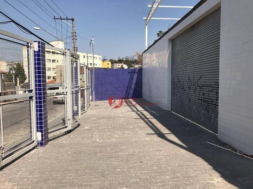 Galpão, 710 M² - Venda Por R$ 2.100.000,00 Ou Aluguel Por R$ 15.000,00/mês - Jardim Penha - São Paulo/sp - Ga0008