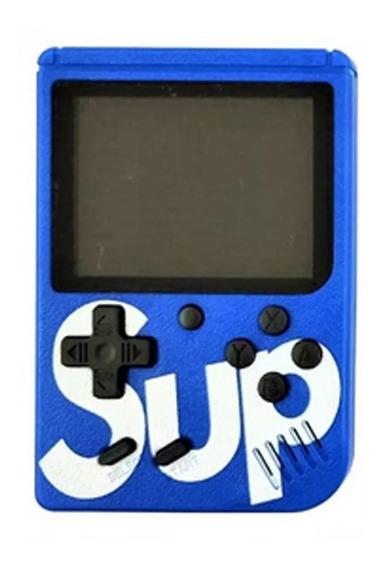 Mini Vídeo Game Portátil Boy Sup 400 Jogos Clássicos Cabo
