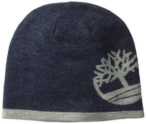 Timberland Men S Reversible Knit En Tree Beanie...
