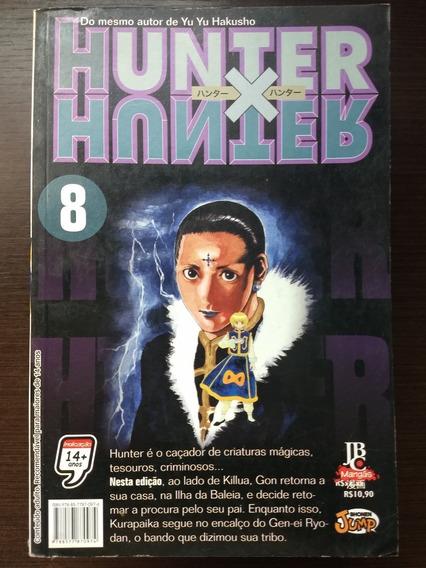Mangá - Hunter X Hunter - Vol.08