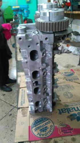 Cabeçote Ford Fiesta 1.6 16v Motor Sigma