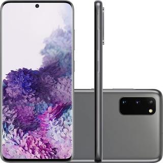 Samsung Galaxy S20 128gb 8gb Ram 6,2câm.tripla +selfie 10mp