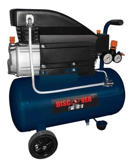 Compresor De Aire Discover 2 Hp Acp128