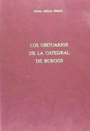 Los Obituarios De La Catedral De Burgos (libro )