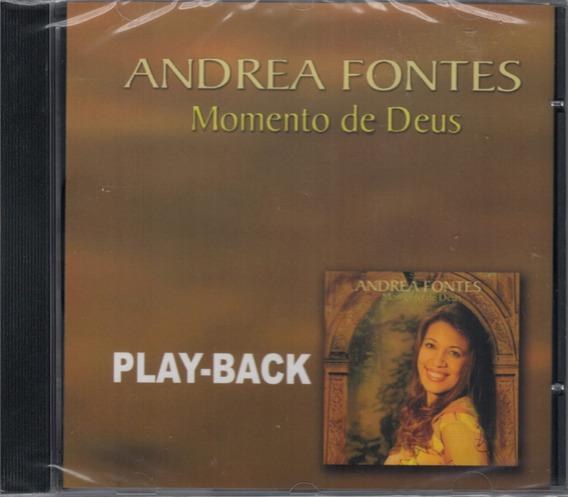 Playback Andrea Fontes - Momento De Deus