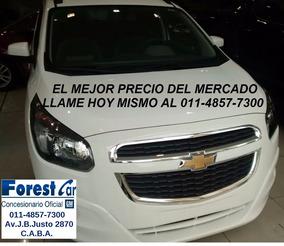 Chevrolet Spin Lt 0km Mejor Precio Y Financia Tasa 0% #6