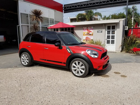 Mini Cooper Countryman S Año 2012