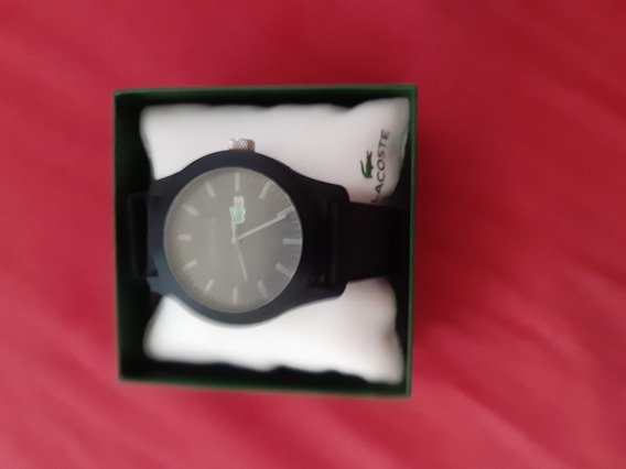 Dois Relógios Lacoste Um Preto E Outro Branco
