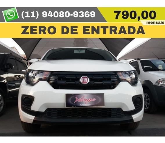 Fiat Mobi Drive 2017 2018 Zero De Entrada