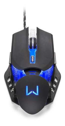 Mouse 3200 Dpi Warrior Mo267