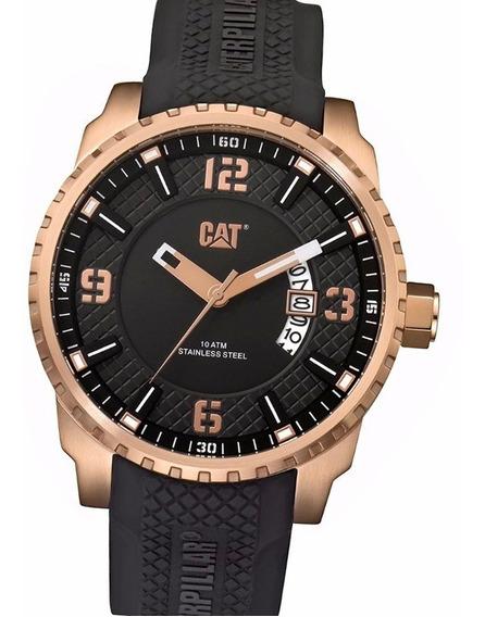 Reloj Caterpillar Ac19121129 Cat Mossville Date Black 10 Atm Watch Fan Locales Shopping Palermo Y Saavedra